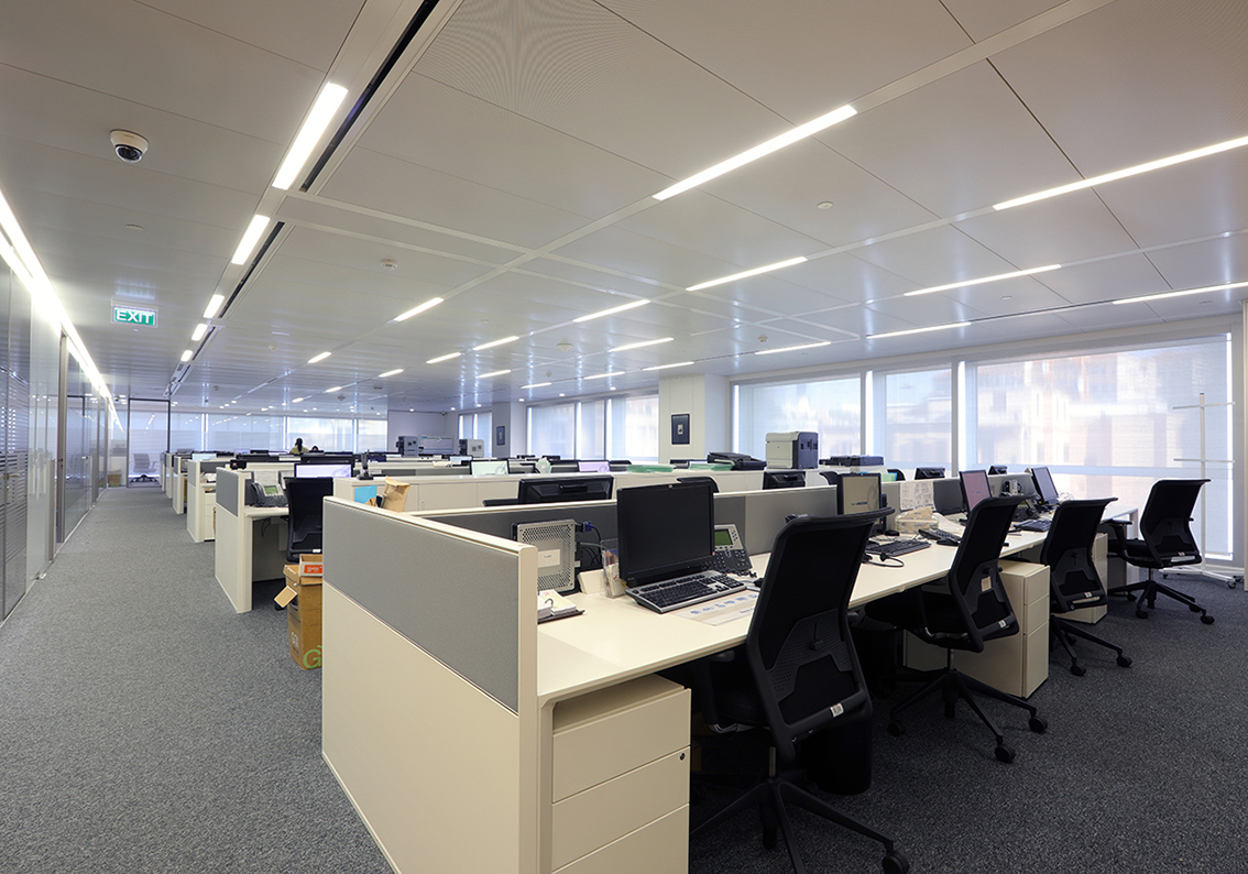 bank and office interiors. Bank Audi Head Office And Interiors